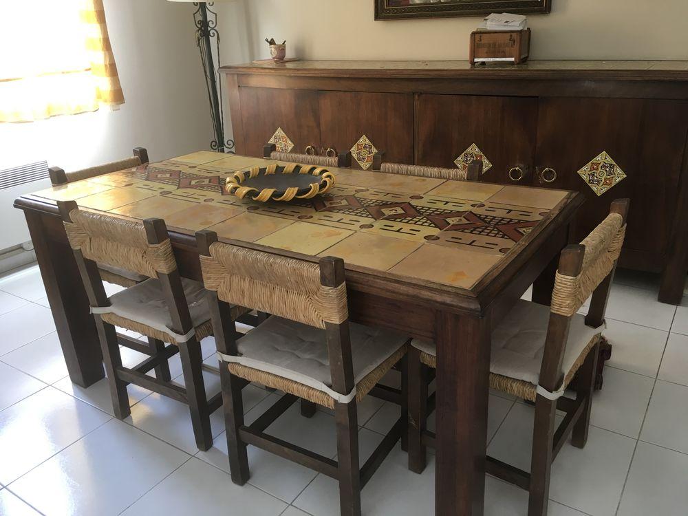 TABLE +CHAISES 0 Hyères (83)