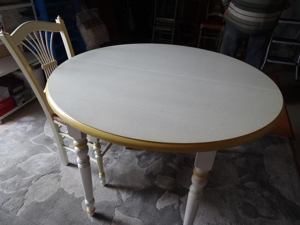 table et 6 chaises 200 Saint-Jean-de-Linières (49)