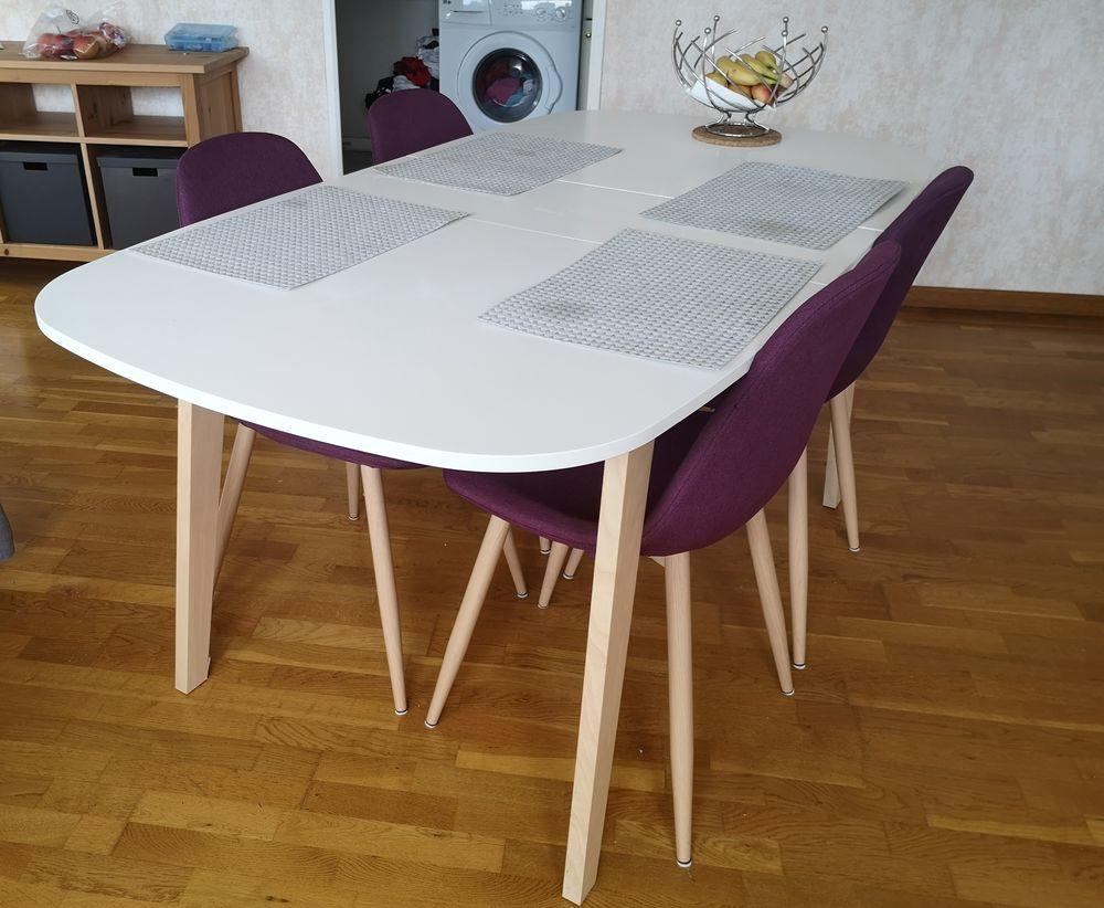 Table et ses 4 chaises 280 Rennes (35)