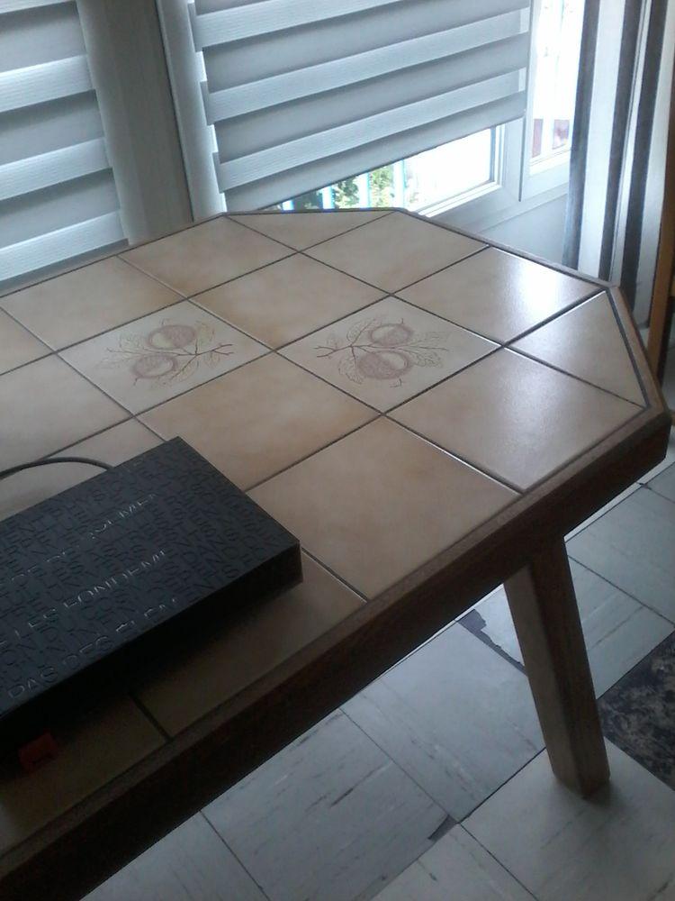 Table en chêne clair  du costaud  100 Tourcoing (59)