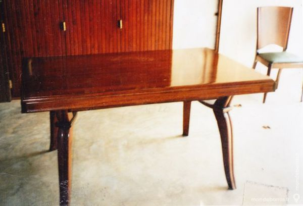 TABLE CHENE MASSIF - BUFFET VAISSELIER 70 Troyes (10)
