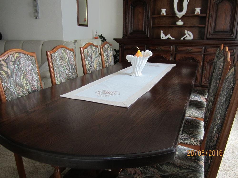 Table chêne massif 600 Creutzwald (57)