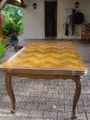 TABLE CHENE MASSIF 110 Vienne (38)