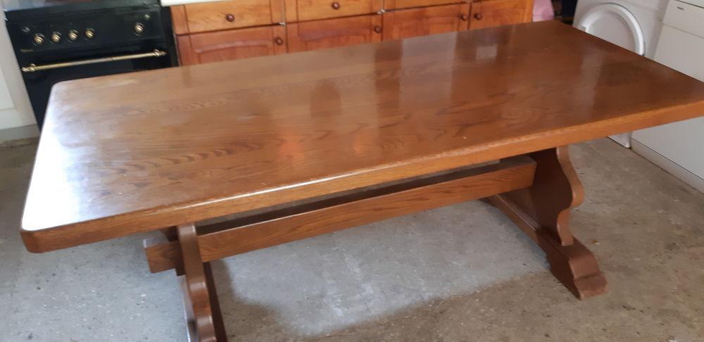 table chêne massif 200 Sault-Brénaz (01)