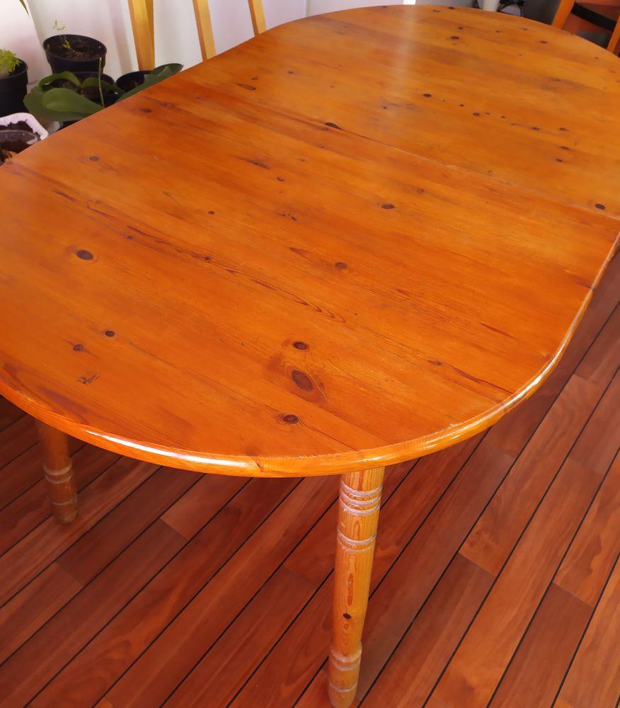 Table en chêne Massif  750 Biscarrosse (40)