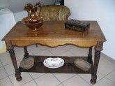 Table en chêne style console 150 Clamart (92)