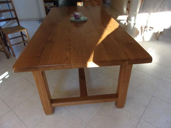 table en chene 400 Missillac (44)