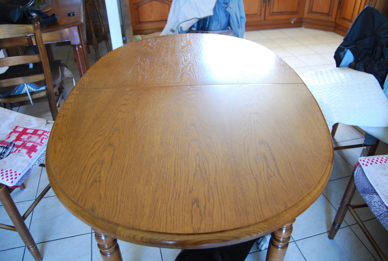 table en chene 300 Saint-Julien-de-Concelles (44)