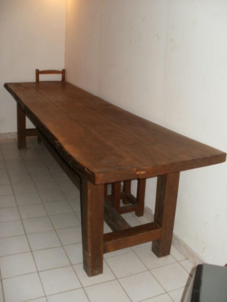 table en chene 490 Saint-Ondras (38)
