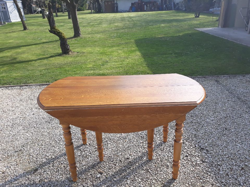 Table chêne 200 Romilly-sur-Seine (10)