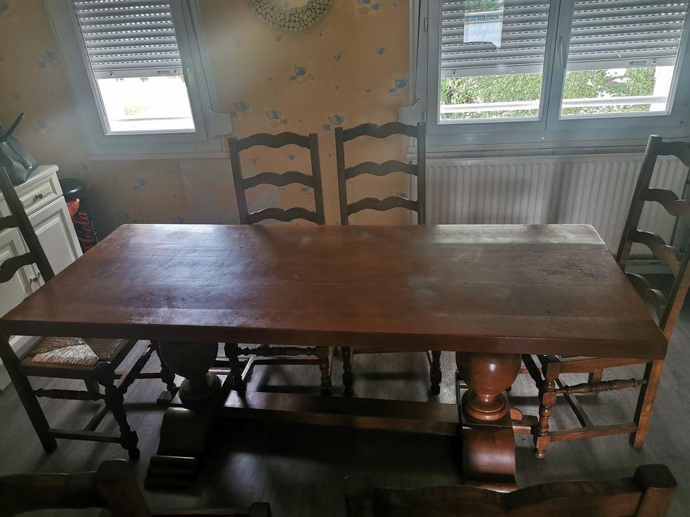 Table en chêne 300 Creutzwald (57)