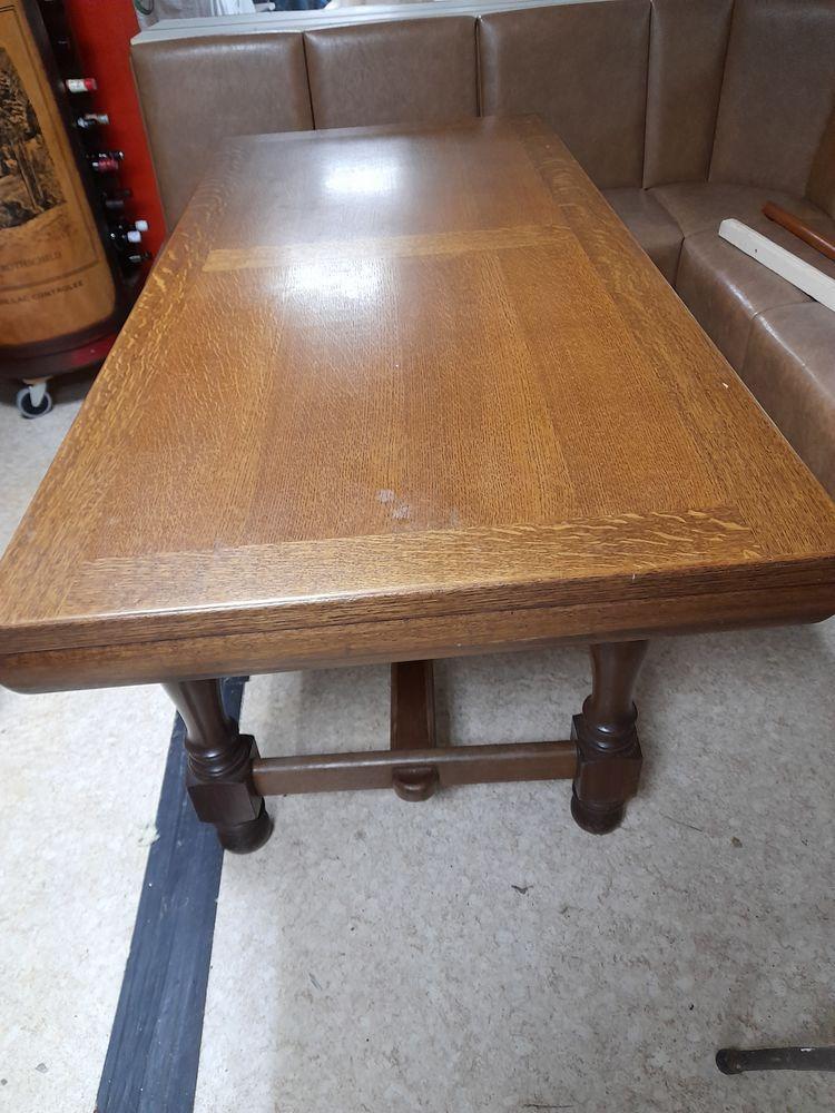 TABLE EN CHËNE 80 Lezennes (59)