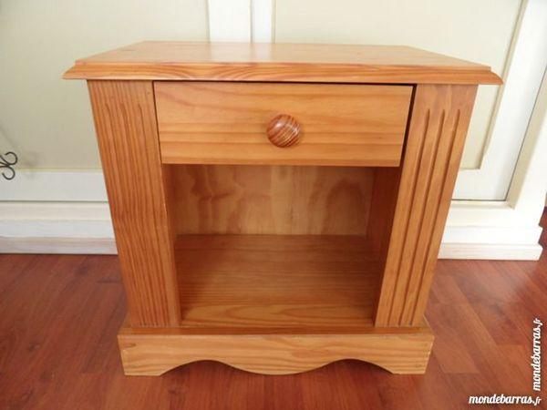 excellent table de chevet authentic style la redoute meubles with la redoute table de chevet. Black Bedroom Furniture Sets. Home Design Ideas