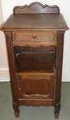 Table de chevet chêne massif rustique1 tiroir et 1 porte 30 Ozoir-la-Ferrière (77)