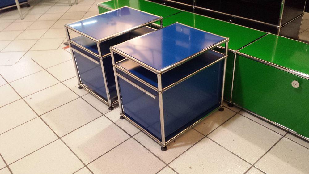 Achetez table de chevet usm occasion annonce vente for Meuble usm occasion