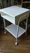 Table de chevet IKEA, SETSKOG, blanc 45x35 cm Paris 15 (75)