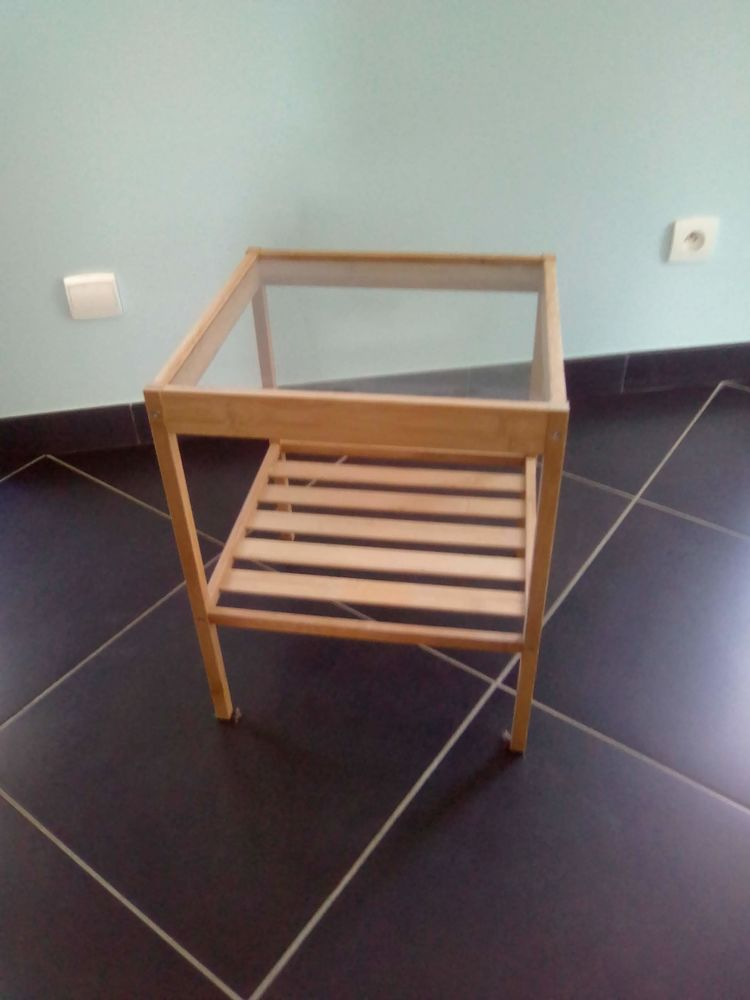 Table De Chevet  Nesna  ( Ikea ) 20 Arques (62)