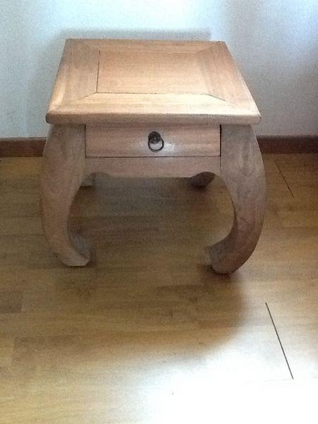 table de chevet opium