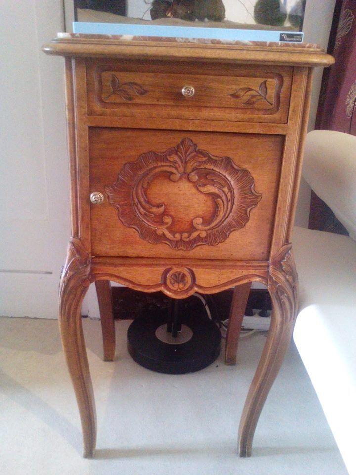 Achetez table de chevet occasion, annonce vente à Lyon (69) WB154502946
