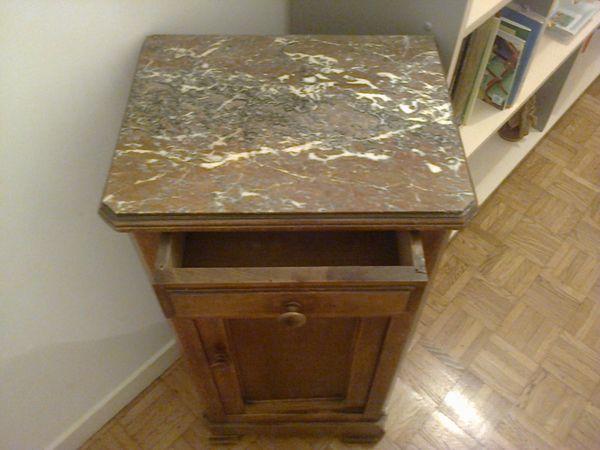 tables de chevet occasion lyon 69 annonces achat et vente de tables de chevet paruvendu. Black Bedroom Furniture Sets. Home Design Ideas