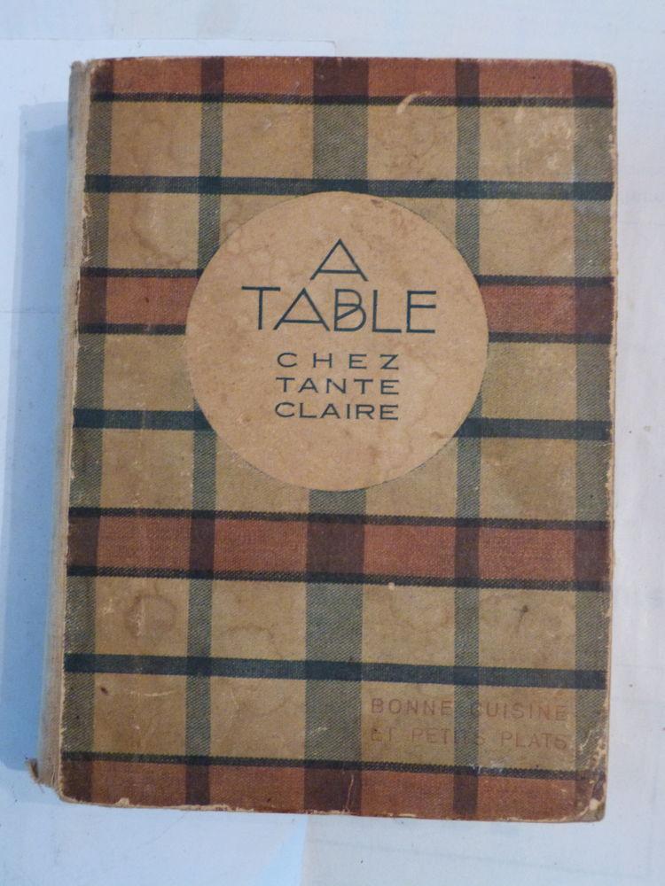 A TABLE CHEZ TANTE CLAIRE 18 Brest (29)