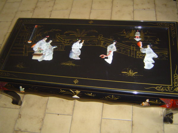 Table Chinoise 300 Neuilly-sur-Marne (93)