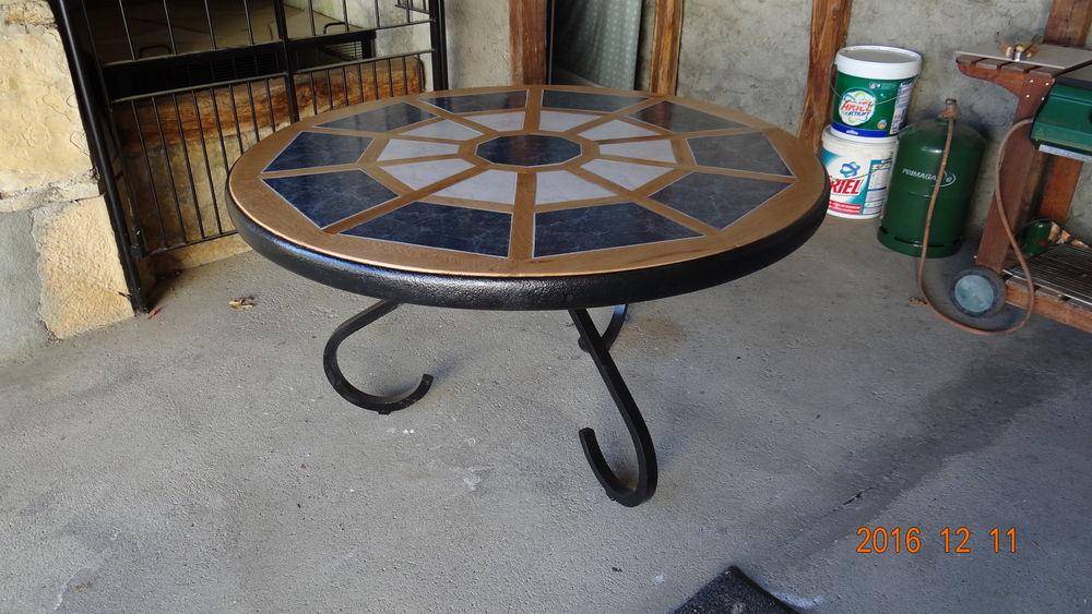 Table circulaire  0 Réjaumont (65)