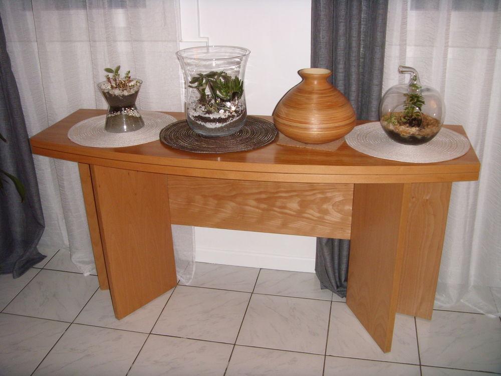 Table console bois 70 Cergy (95)
