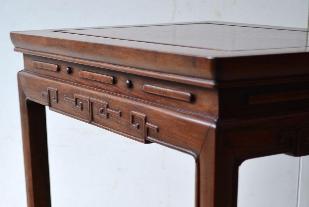 Table Console en Palissandre de chine 550 Pantin (93)