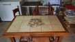 table de cuisine avec 4 chaises Décoration