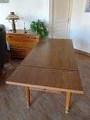 Table de cuisine en bois chêne 45 Saint-Pair-sur-Mer (50)