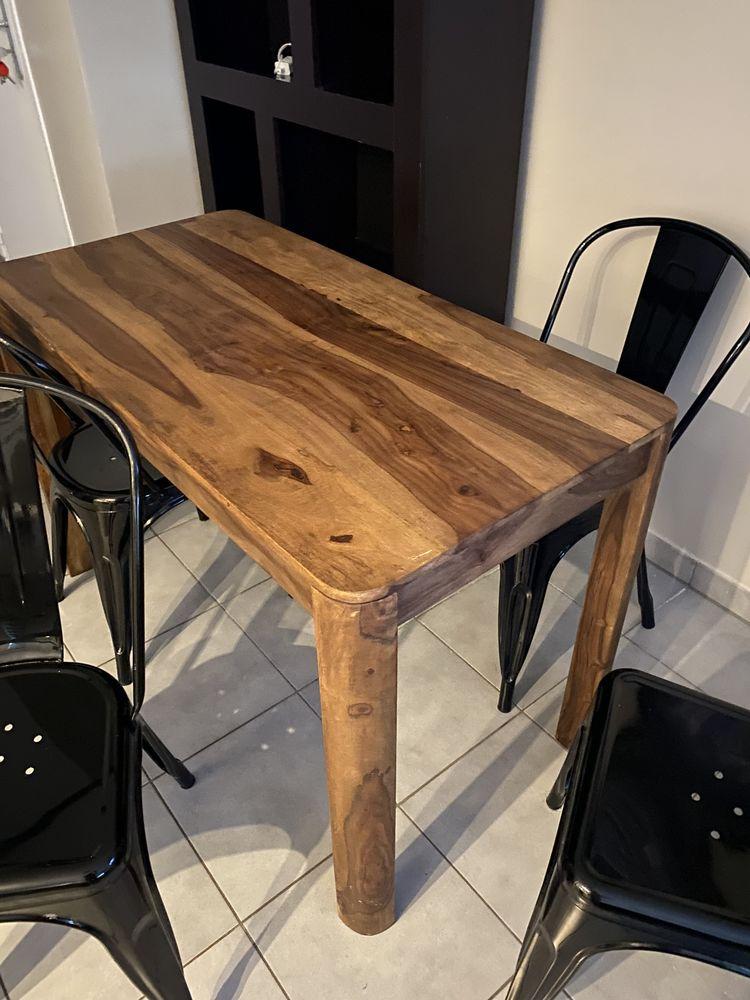 table de cuisine en bois 120x60 PAS DE LIVRAISON 50 Villeurbanne (69)