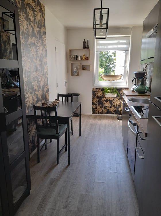 Table cuisine et 2 chaises Ikea 50 Roissy-en-France (95)
