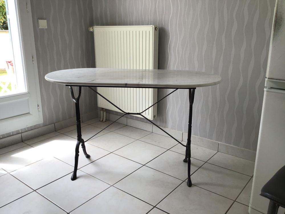 Table cuisine plateau en marbre 120 x 59 40 Ballancourt-sur-Essonne (91)