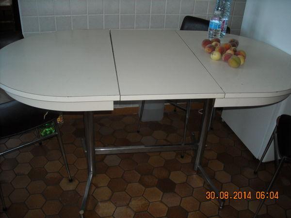 Achetez table de cuisine occasion annonce vente blois - Cherche table de cuisine ...