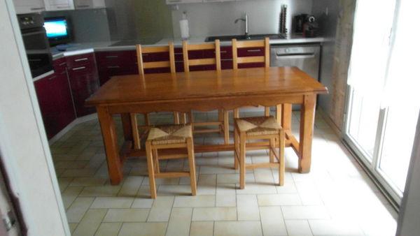 Table de cuisine 240 Izier (21)
