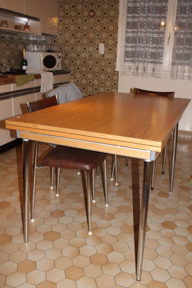 Meubles de cuisine occasion ch lons en champagne 51 for Table de cuisine d occasion
