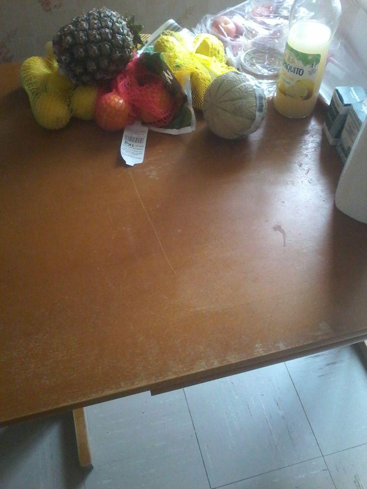 Table de cuisine en pin 50 Tourcoing (59)