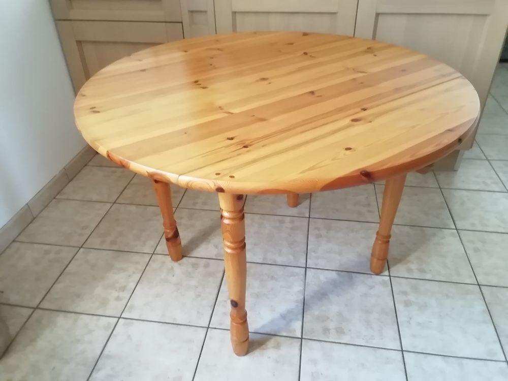 Table de cuisine en pin 40 Breteuil (27)