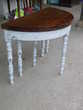 TABLE DEMI LUNE NOYER Meubles