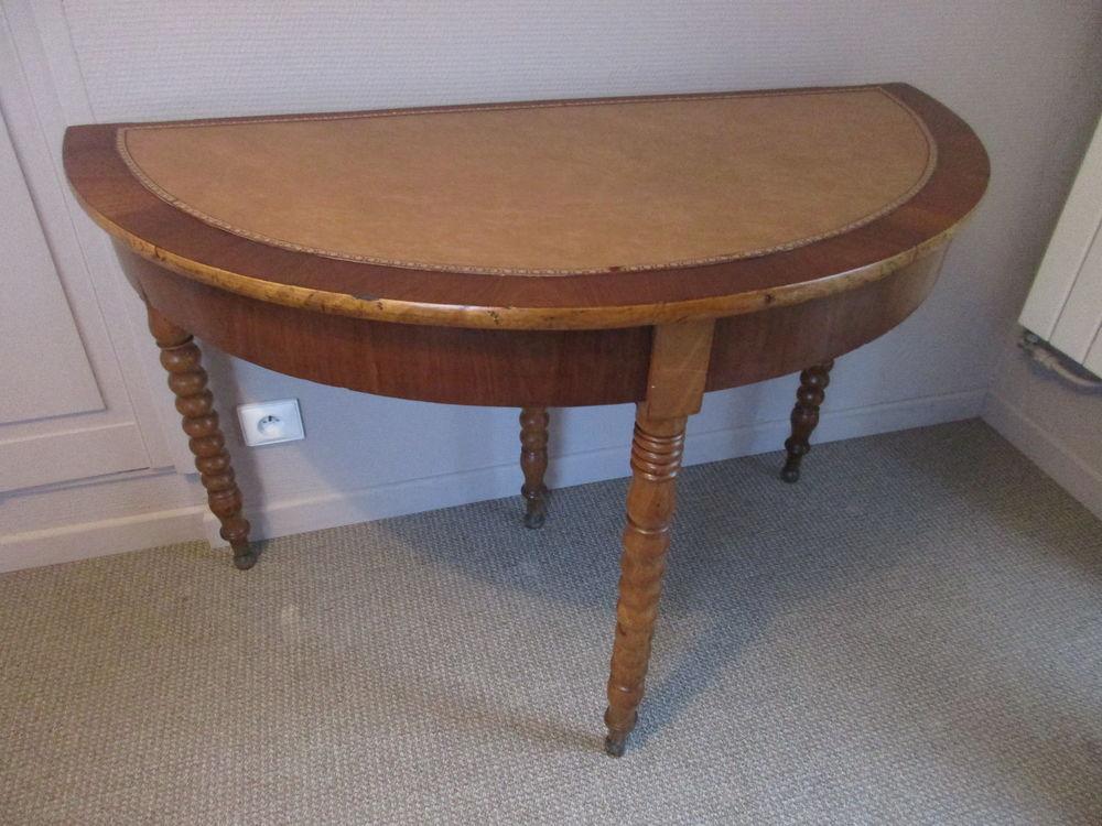 Table demi-lune 90 Hem (59)