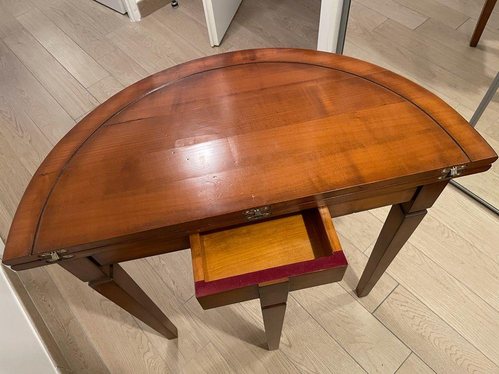 Table demi lune 285 Romainville (93)