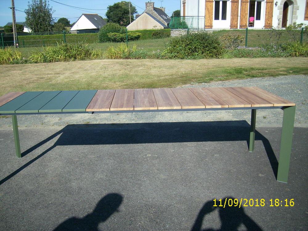 table design NORI 1800 Pommerit-le-Vicomte (22)