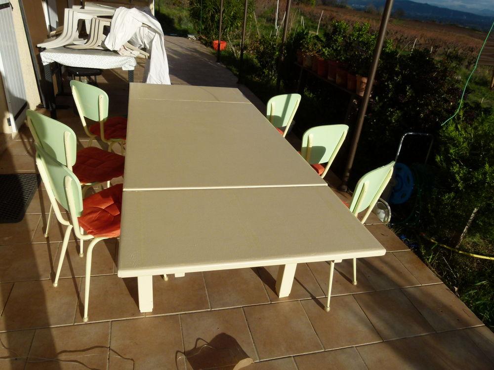 Table deux rallonges,(prix à débattre777) 120 Saint-Marcel-d'Ardèche (07)