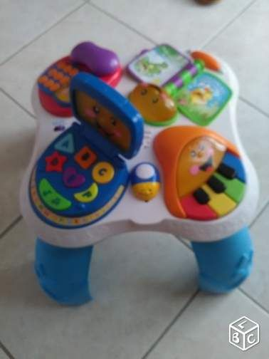 Fisher price occasion dans l 39 oise 60 annonces achat et - Tapis d eveil fisher price zoo deluxe ...