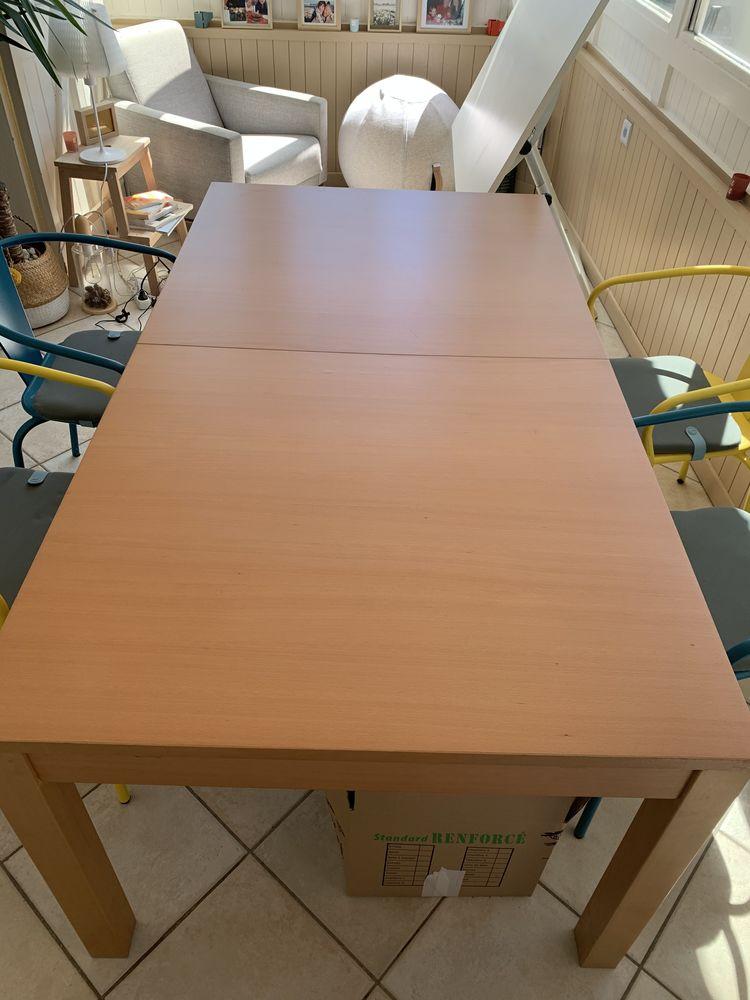 Table extensible en chêne  60 Sausset-les-Pins (13)