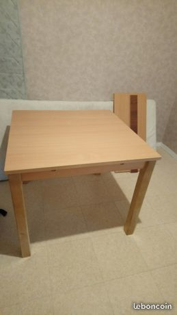 Table extensible 70 Rennes (35)