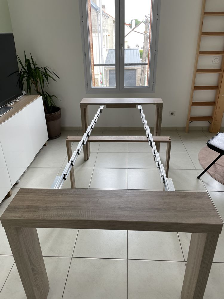 Table extensible  250 Montesson (78)