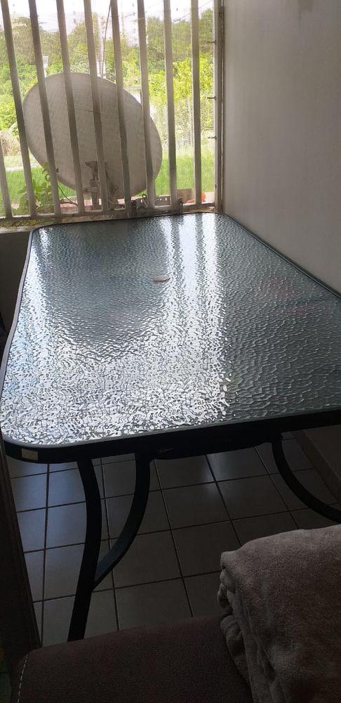 Table Extérieur Grande familiale 350 Martinique (97)