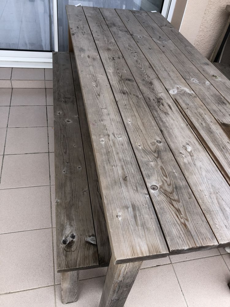 Table d'extérieur  30 Seignosse (40)